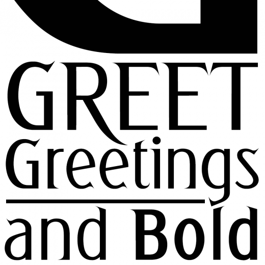 Greetings - Regular & Bold