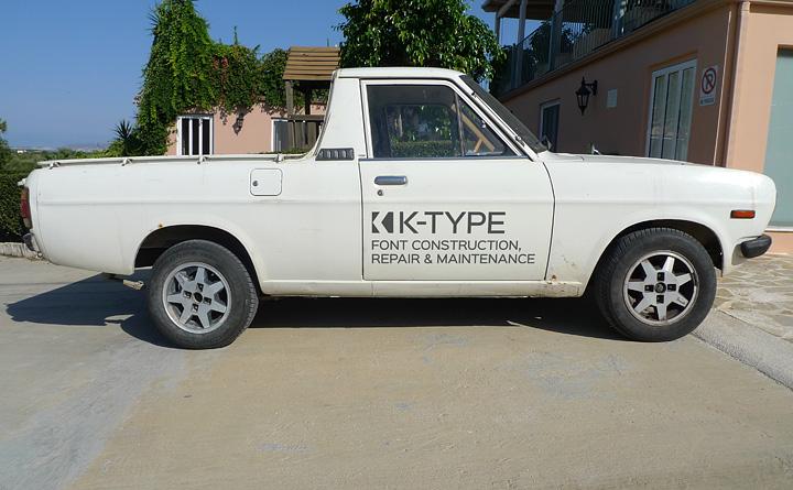 K-Type Truck