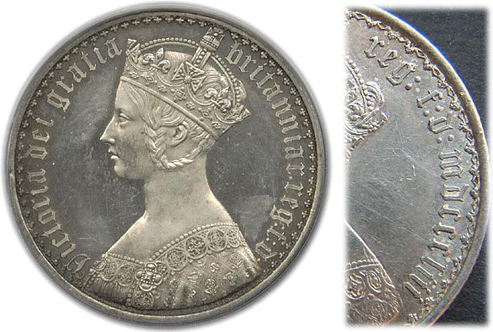 Victorian Gothic Coins