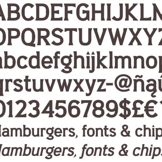 Barbica - Bold & Bold Italic