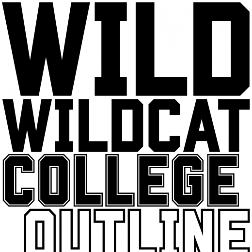 Wildcat - Regular, College and Outline