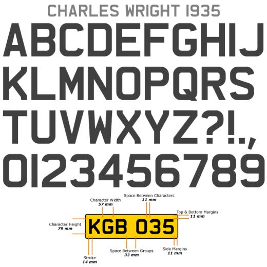 Charles Wright 1935
