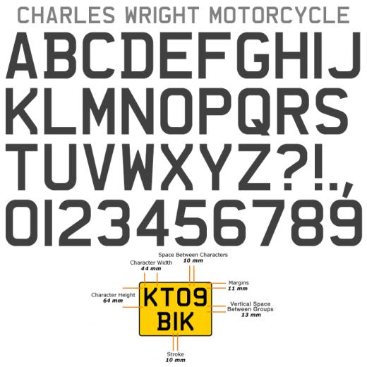 Charles Wright Motorbike