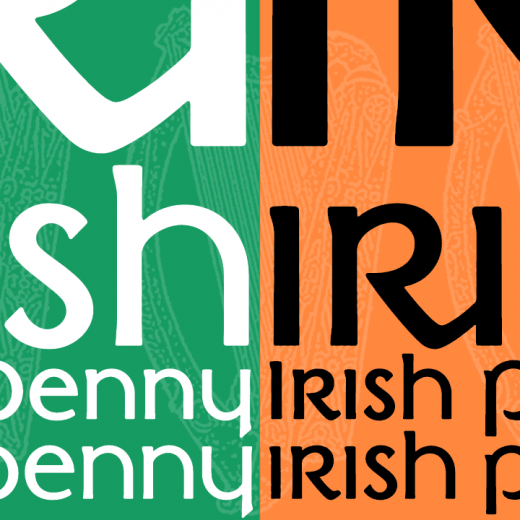 Irish Penny