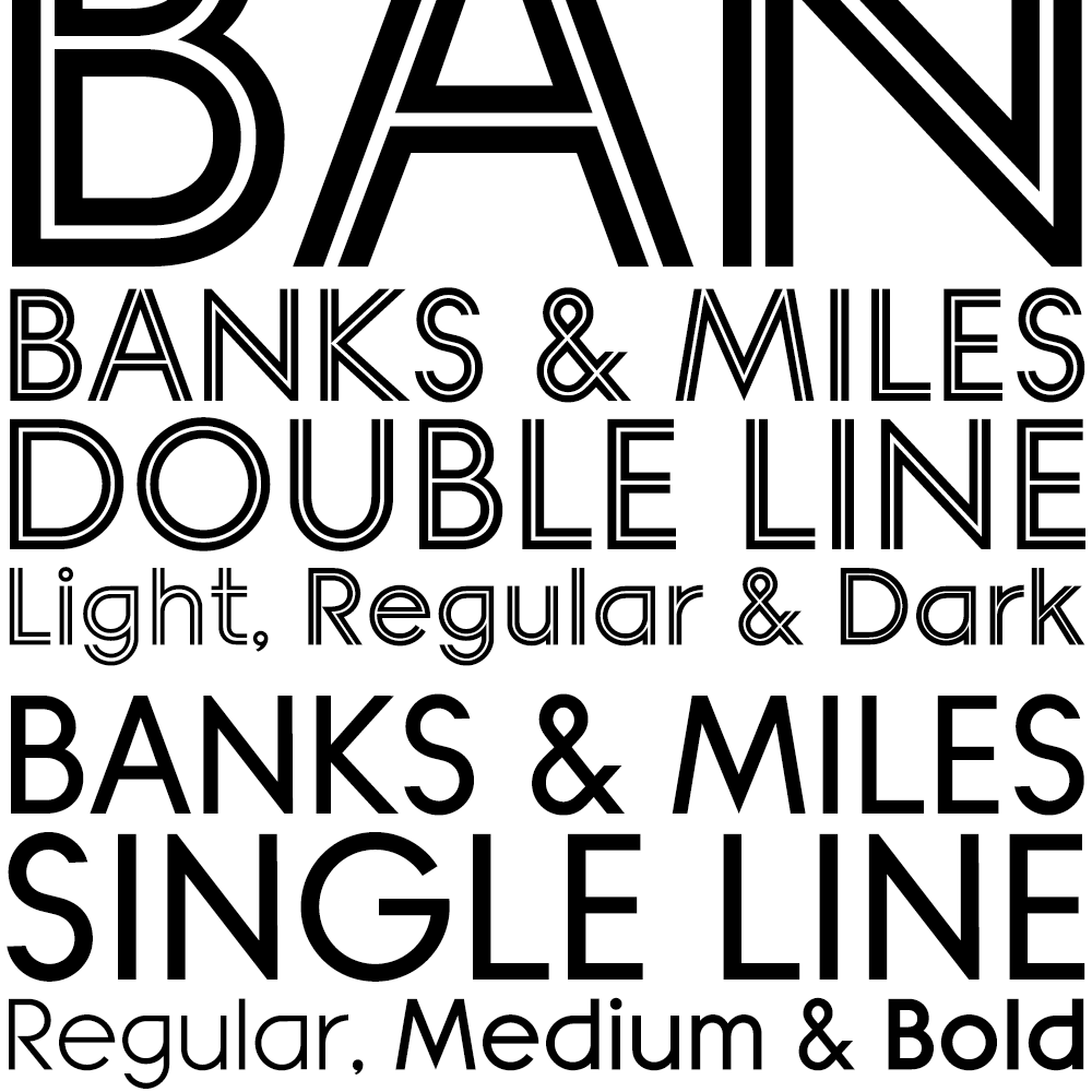 Banks Miles